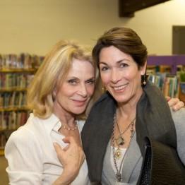 Chantal Westerman and Kary Kjesbo  at Bonnie Curran Memorial Lecture reception