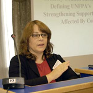 Pamela Delargy